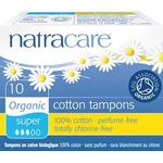 Tampons Natracare Tampong Super 10-pack
