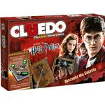 Family Board Games - Roll-and-Move Cluedo Harry Potter