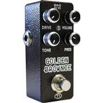 Effect Units for Musical Instruments Xvive T1 Golden Brownie Distortion