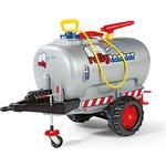Vehicle Accessories Rolly Toys Jumbo Tank Silver & Spray & Jockey Wheel
