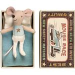 Soft Toys - Mouse Maileg Mouse Little Brother in Box