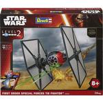 Toy Spaceship - Plasti Revell Star Wars First Order Special Forces Tie Fighter 06693