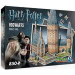 Jigsaw Puzzles Wrebbit Harry Potter Hogwarts Great Hall 850 Pieces