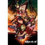 Posters Kid's Room EuroPosters Kabaneri of the Iron Fortress Collage Poster V32109 61x91.5cm
