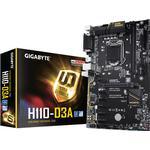Motherboards price comparison Gigabyte GA-H110-D3A (rev. 1.0)