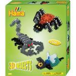 Pearls Pearls price comparison Hama Midi Gift Box 3D Insects 3239