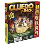 Childrens Board Games - Roll-and-Move Cluedo Junior