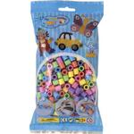 Beads on sale Hama Maxi Beads Pastel Mix Maxi Beads 500pcs 8471