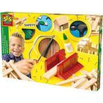 Construction Kit - Wood SES Creative Woodwork Set de Luxe 00944