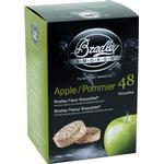 BBQ Accessories Bradleysmoker Apple Flavour Bisquettes BTAP48