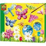 Paint Paint price comparison SES Creative Butterfly Glitter Casting & Painting Set 01131