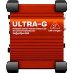 DI unit(direct injection) for studio Behringer Ultra-G GI100