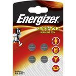 Alkaline - Button Cell Batteries Energizer LR44/A76 4-Pack