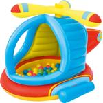 Ball Pit Set - Plasti Bestway Helicopter Ball Pit - 50 balls