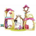 Dollhouse dolls Dollhouse dolls price comparison Mattel Enchantimals Playhouse Panda Set