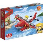 Construction Kit - Fire fighter Banbao Fire Seaplane 7109