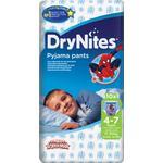 Diapers DryNites Pyjama Pants Boy 4-7