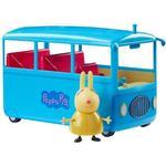 Bus Character Peppa Pig School Bus