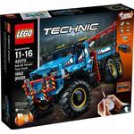 Lego Technic Lego Technic price comparison Lego Technic 6x6 All Terrain Tow Truck 42070