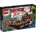 Lego The Movie Lego The Movie price comparison Lego Ninjago Destiny's Bounty 70618
