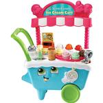 Shop Toys - Plasti Vtech Scoop & Learn Ice Cream Cart