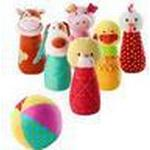 Outdoor Sports Outdoor Sports price comparison Lilliputiens Farm Bowling Pins