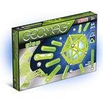 Construction Kit Geomag Glow 64pcs