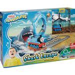 Train Track - Plasti Fisher Price Thomas & Friends Thomas Adventures Shark Escape