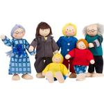 Puppets price comparison Goki Flexible Puppets City Family SO218