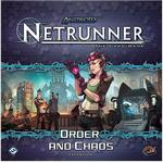 Collectible Card Games Fantasy Flight Games Android: Netrunner Order & Chaos