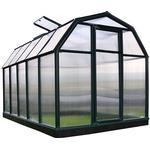 Freestanding Greenhouses Freestanding Greenhouses price comparison Palram Rion Eco Green 6.6m² Plastic Polycarbonate