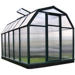 Freestanding Greenhouses price comparison Palram Rion Eco Green 6.6m² Plastic Polycarbonate