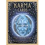Monte book Karma Cards: Amazing Fun-To-Use Astrology Cards to Read Your Future