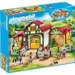 Farm Life - Play Set Playmobil Horse Farm 6926