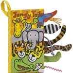 Activity Books Jellycat Jungly Tails Book