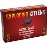 Party Games - Hand Management Exploding Kittens: Original Edition