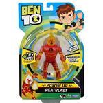 Ben 10 - Toy Figures Playmates Toys Ben 10 Deluxe Power Up Heatblast