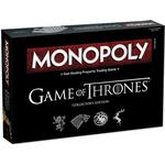 Board Games for Adults Monopoly: Game of Thrones