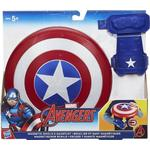 Marvel - Toy Weapons Hasbro Marvel Captain America Magnetic Shield & Gauntlet B9944