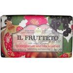 Bar Soap Nesti Dante IL Frutteto Pomegranate & Blackcurrant Soap 250g