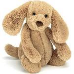 Farm Life - Soft Toys Jellycat Bashful Toffee Puppy 18cm