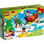 Duplo Duplo price comparison Lego Duplo Santa's Winter Holiday 10837