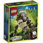 Lego Chima Lego Chima price comparison Lego Legends of Chima Gorilla Legend Beast 70125