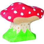 Wood - Play Set Accessories Holztiger Toadstool Small 80353