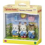 Dollhouse dolls Sylvanian Families Nursery Friends