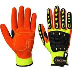 Work Gloves Portwest A721 Anti Impact Grip Glove