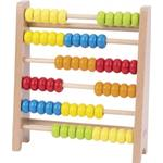 Abacus - Wood Goki Counting Frame 58518