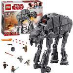 Star Wars Toys price comparison Lego Star Wars First Order Heavy Assault Walker 75189