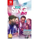 Dance Nintendo Switch Games Let's Sing 2018