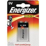 Alkaline - 9V (6LR61) Batteries and Chargers price comparison Energizer Max 9V
